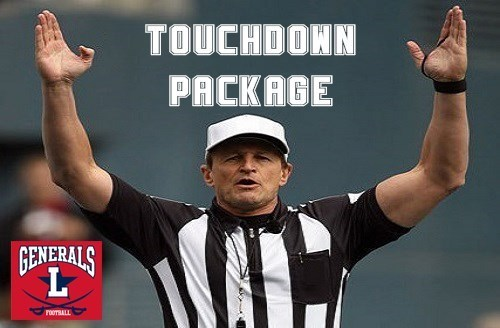 Touchdown Package